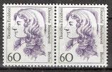 BERL 824 postfrisch waagrechtes Paar