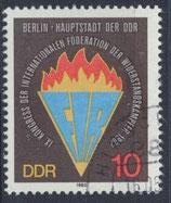 DDR 2736 philat. Stempel (2)