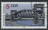 DDR 3203 philat. Stempel