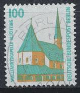 BERL 834 A gestempelt