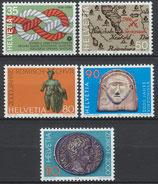 1308-1312 postfrisch (CH)