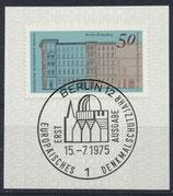BERL 508 mit Ersttagssonderstempel