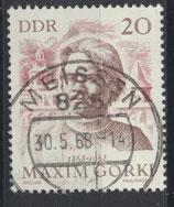 DDR 1351 gestempelt