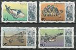 552-555  postfrisch  (BERL)