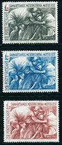 459-461 postfrisch (V)