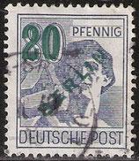 BERL 66 gestempelt
