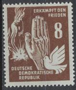 277 postfrisch (DDR)