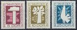 DDR 1368-1370 postfrisch