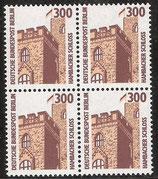 BERL 799 A postfrisch Viererblock