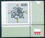 1805 postfrisch Eckrand rechts unten (BRD)
