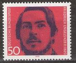 657  postfrisch  (BRD)