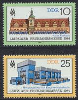 DDR 2862-2863 postfrisch