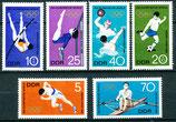 1404-1409 postfrisch (DDR)