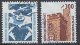 BRD 1347A-1348A gestempelt