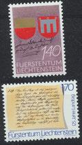 LIE 928-929 postfrisch