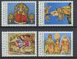 662-665  postfrisch (LIE)