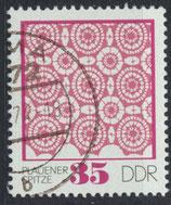 DDR 1966 philat. Stempel