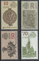 3023-3026  postfrisch (DDR)