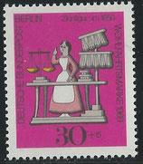 350  postfrisch  (BERL)