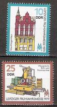 2403-2404 postfrisch (DDR)