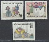 LIE  887-889  postfrisch