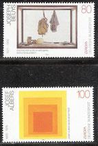 1673-1674 postfrisch (BRD)