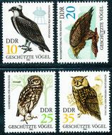 2702-2705 postfrisch (DDR)