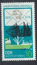 DDR 1984 postfrisch