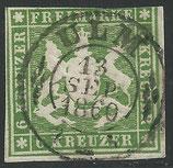 13  gestempelt  (ADL-Württemberg)