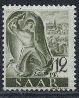 SAAR 211 postfrisch