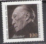 1601 postfrisch  (BRD)