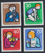 BERL 468-471 postfrisch
