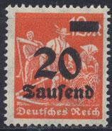 DR 280 postfrisch
