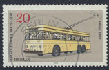 BERL 447 gestempelt