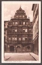 691...   (W-6900)   Heidelberg   -Hotel am Ritter-   (PK-00447)
