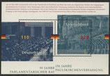 Block 43   1986-1987   postfrisch  (BRD)