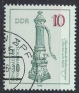 DDR 2993 gestempelt