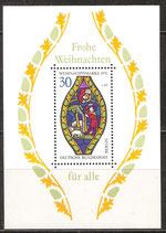 Block 5 postfrisch (BERL)