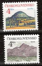 CZ 3091-3092 postfrisch