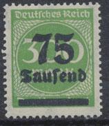 DR 286 postfrisch