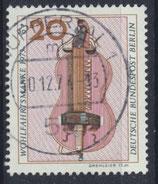 BERL 459 gestempelt