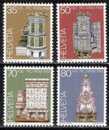 1272-1275 postfrisch (CH)