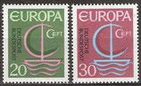 519-520   postfrisch  (BRD)