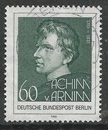 BERL 637 gestempelt