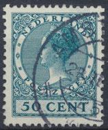 NL 191 gestempelt