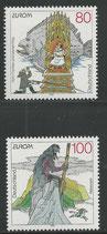 1915-1916  postfrisch  (BRD)