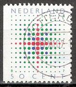 NL 1331 Dl gestempelt