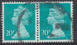 GB 1164 C  gestempelt