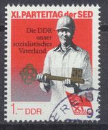 DDR 3013 gestempelt