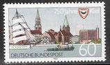 1598 postfrisch (BRD)